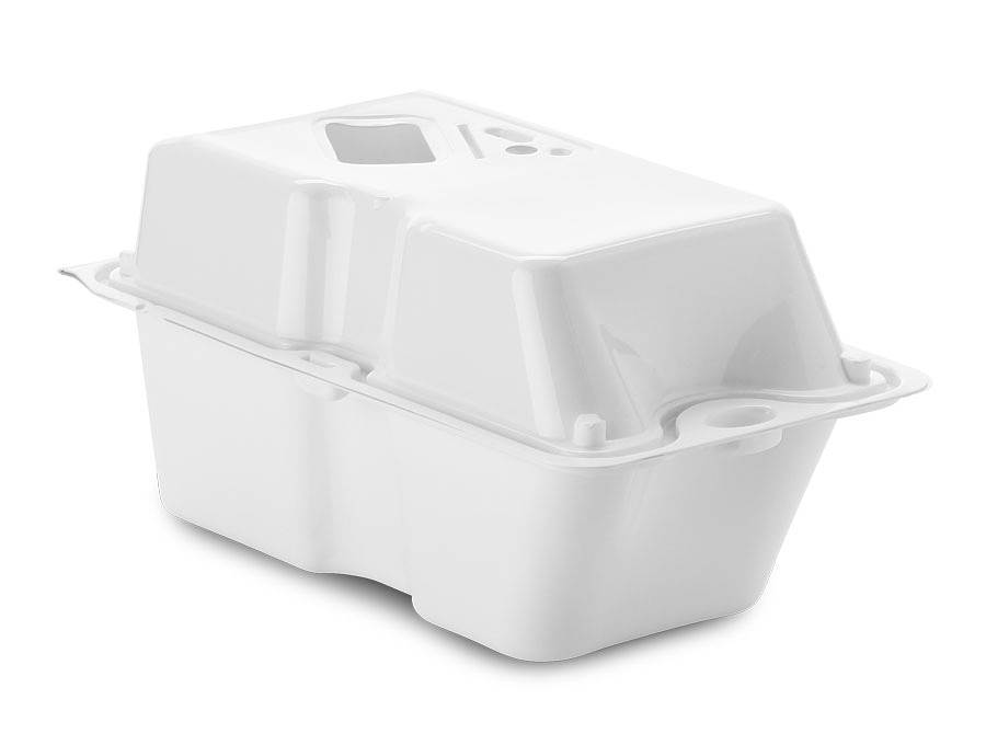 Technical packaging Waste Box R-PET
